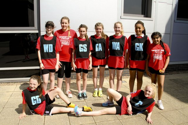 Netball Spring Champs